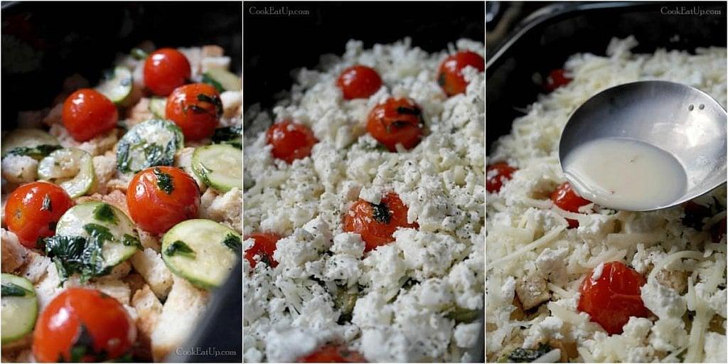 soufle collage
