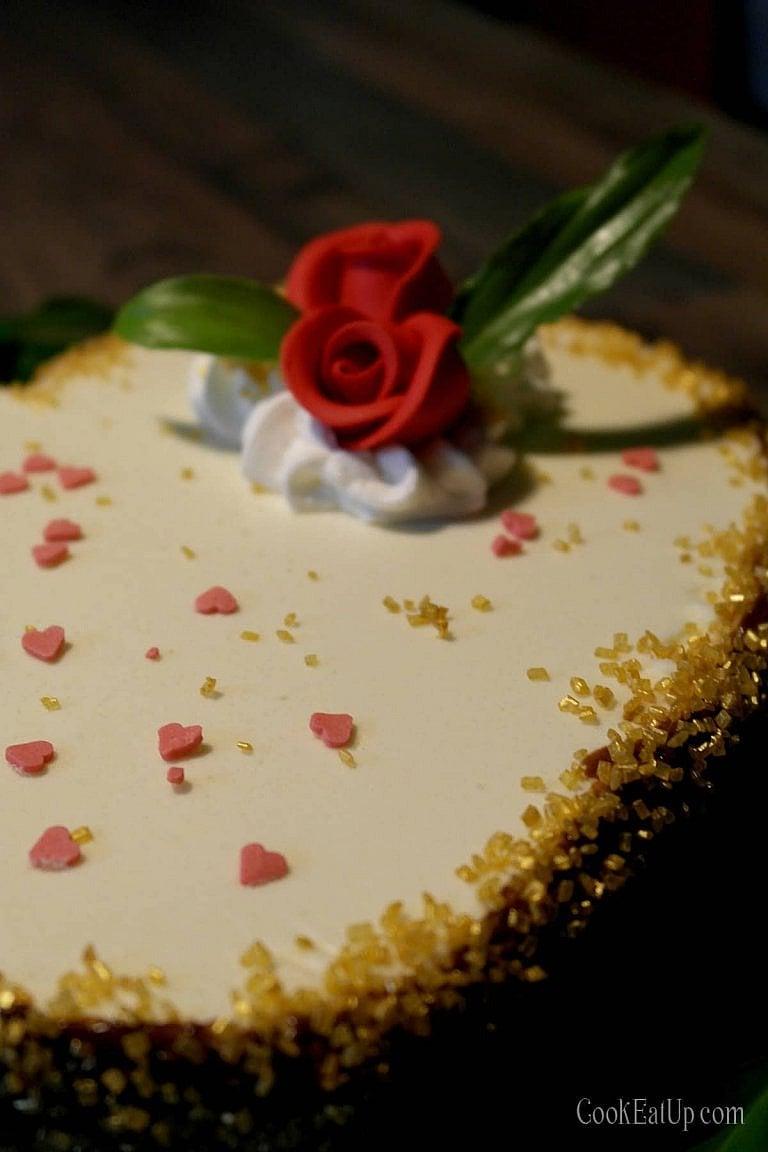 tourta valentine