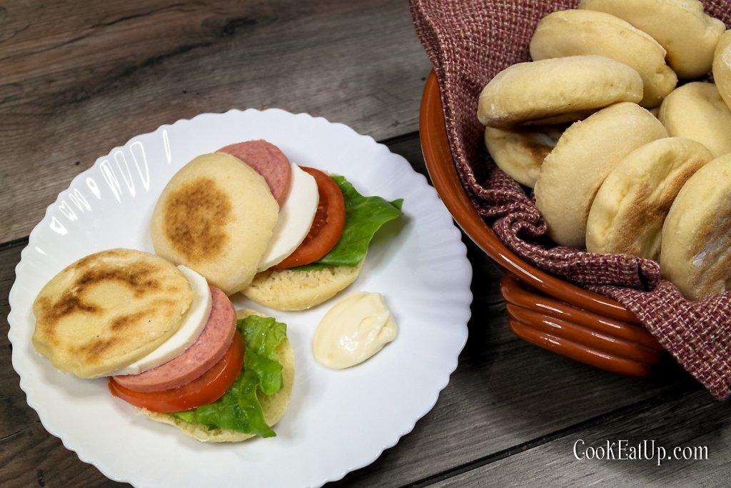 Batbout, οι απίθανες πιτούλες από το Μαρόκο για τέλεια σάντουιτς