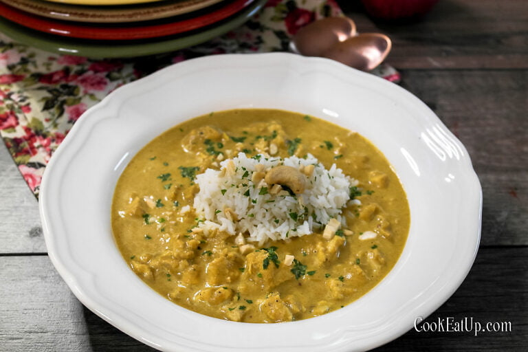 """""""Mulligatawny"""" The Indian chicken soup that will amaze you!"""